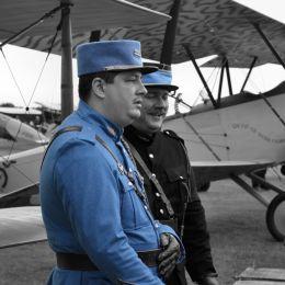 First World War airmen