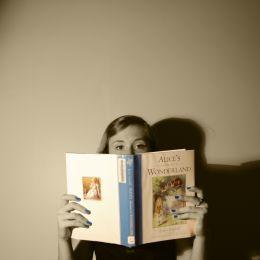 Erin in Wonderland Picture