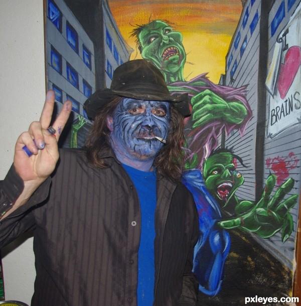 Hippy Smurf