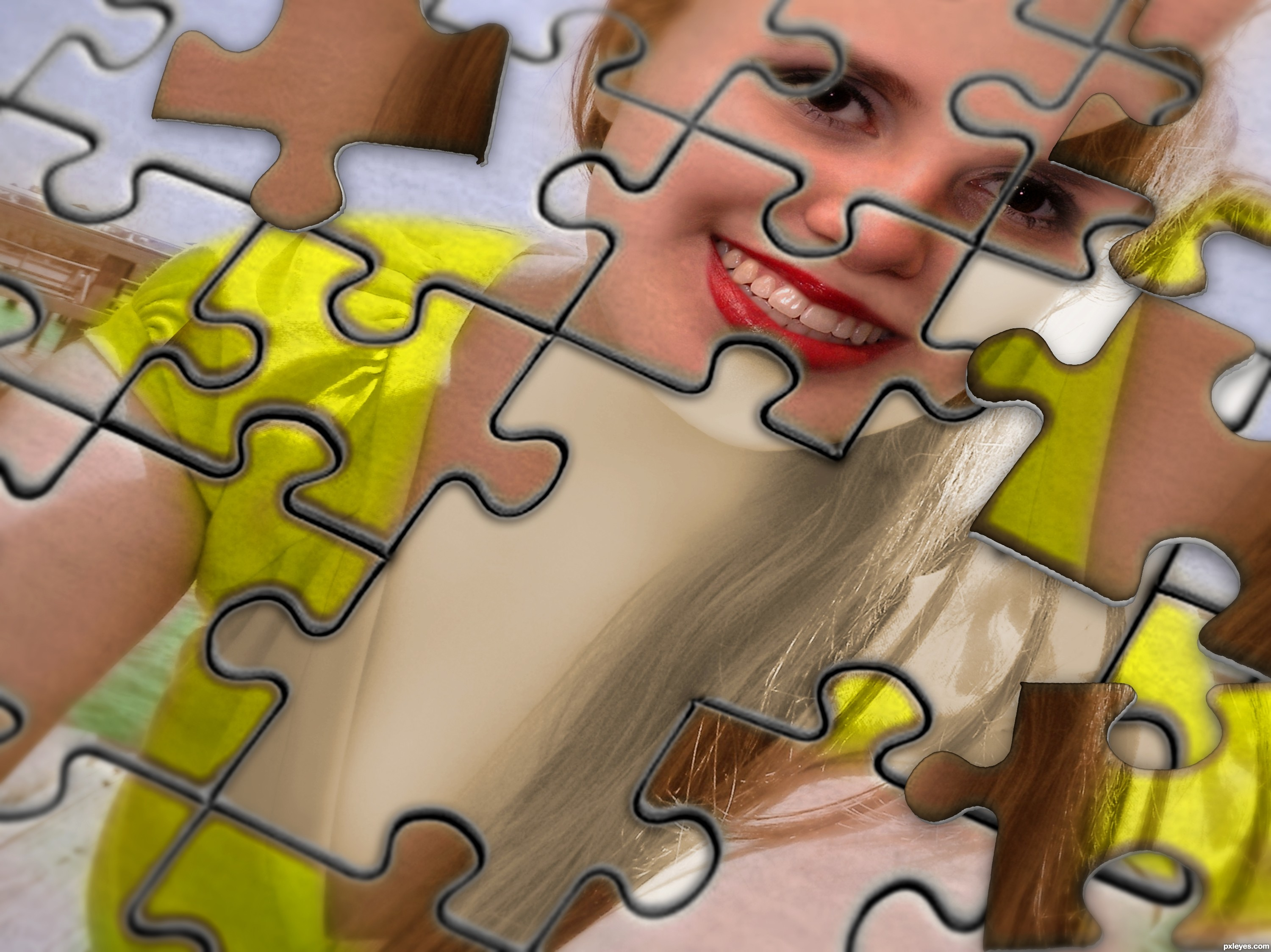Puzzle Contest Pictures Made With Photoshop Image Page 1 Pxleyes Com