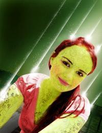 GreenFloralGirl