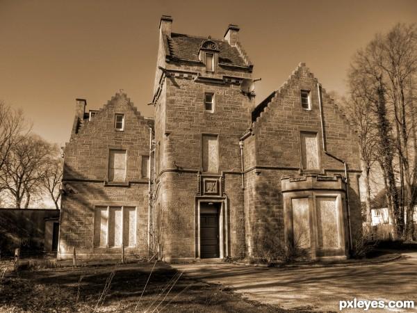 Former Mansion