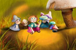 Alice and the 7 dwarfs