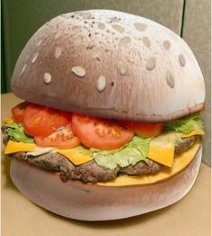 BurgerMushroom