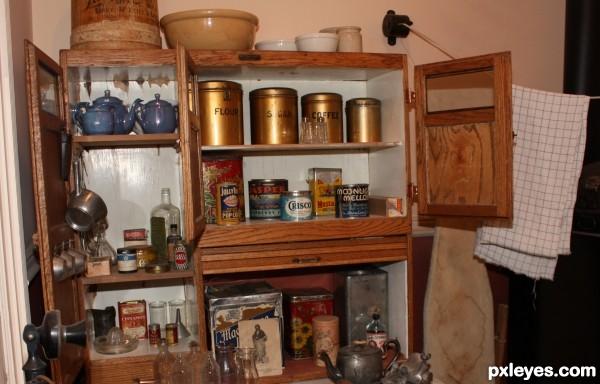 Grandmas Shelfs