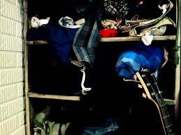The mans dresser