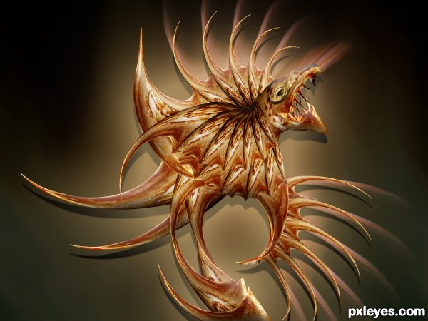 Shell Creature