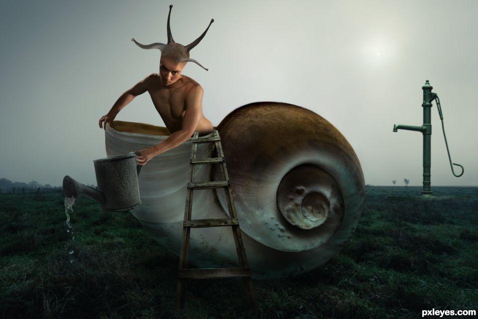 Snailman rising