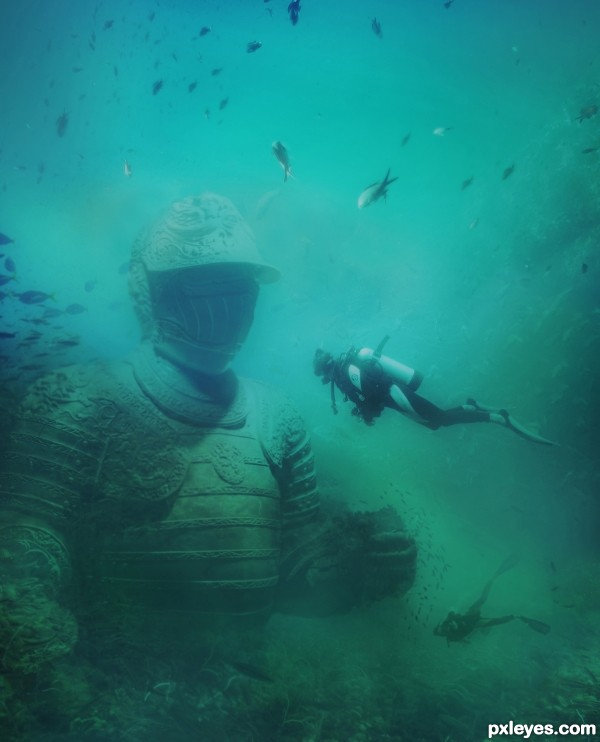 Ancient Sculpture Found