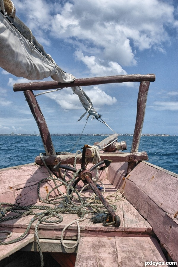 African Sailing