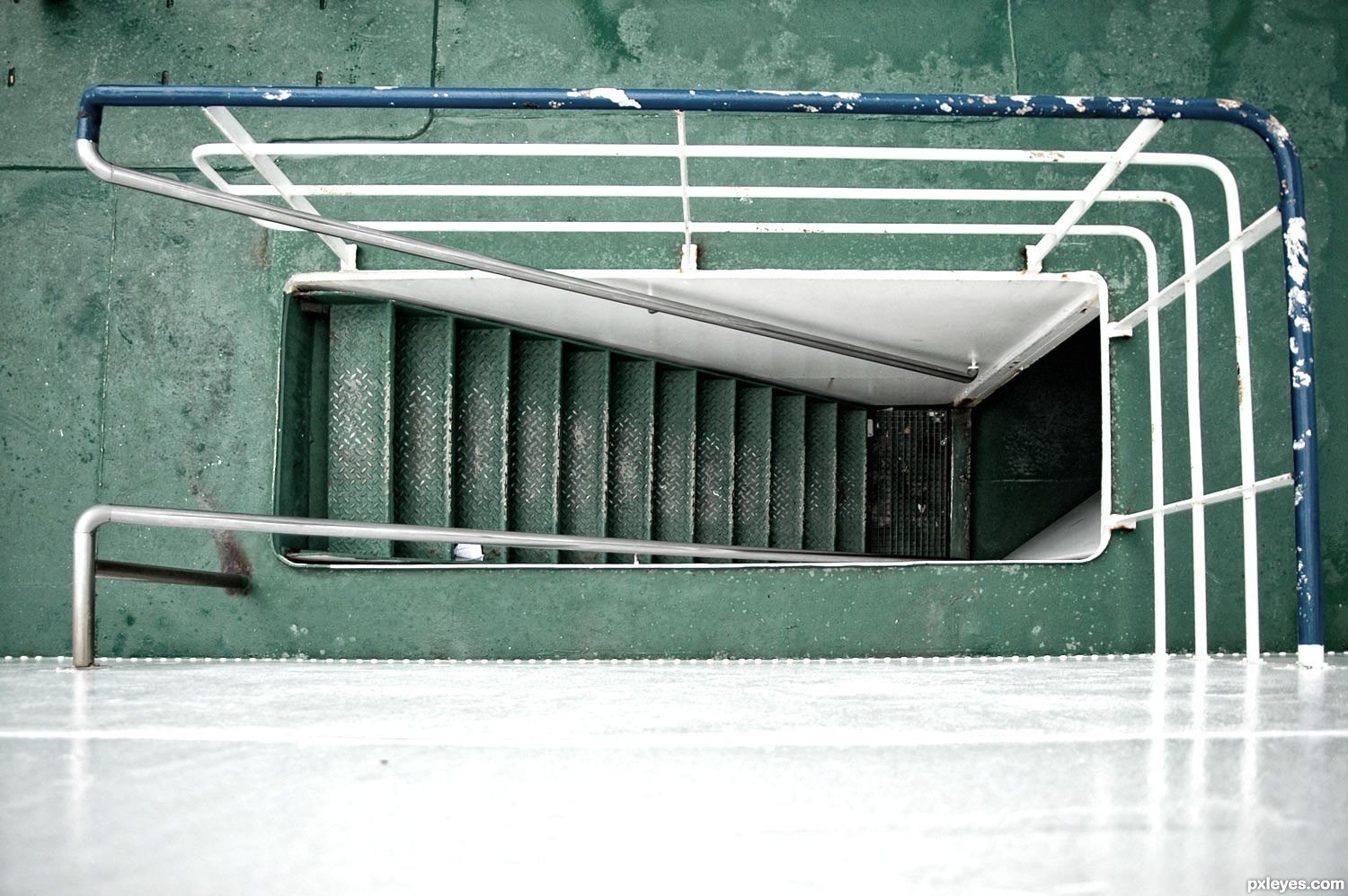 Stairs Picture, By WYSIWYG For: Ship Sections Photography Contest ...