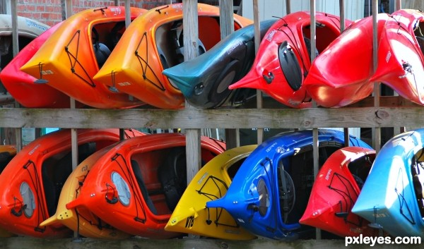 Kayak Color
