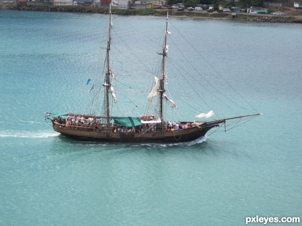Pirate Ship?