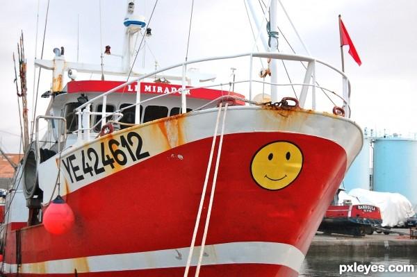 Smiling Boat
