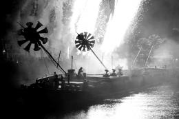 Fireworksboat