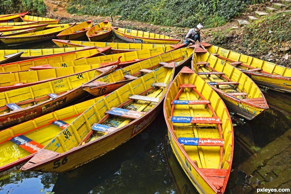 Pokhora, Nepal