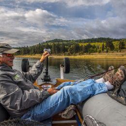 Fishingfromarubberboat