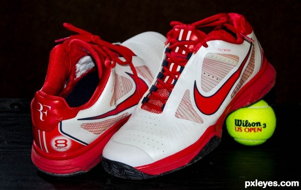 My Roger Federer Shoes Collection