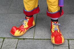 ClownFeet