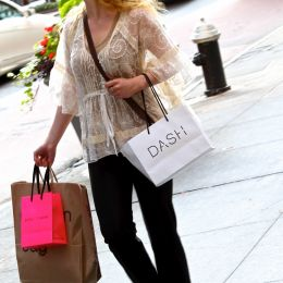 Shopping NY City Style Picture
