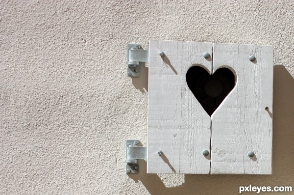 Love shutter