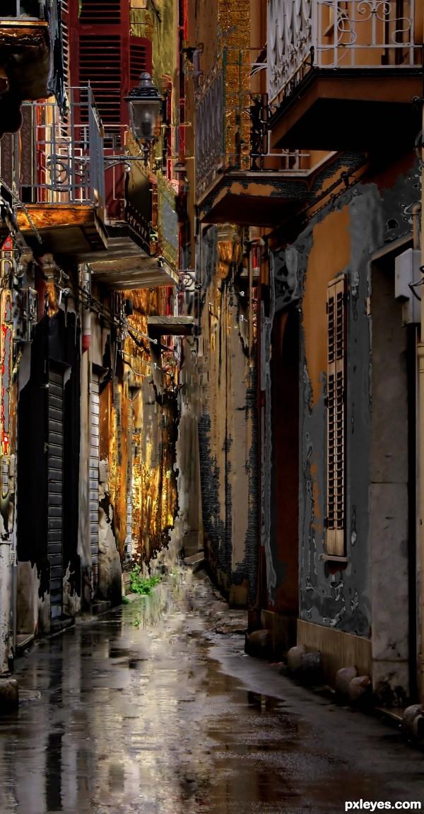 Burnt Sicily