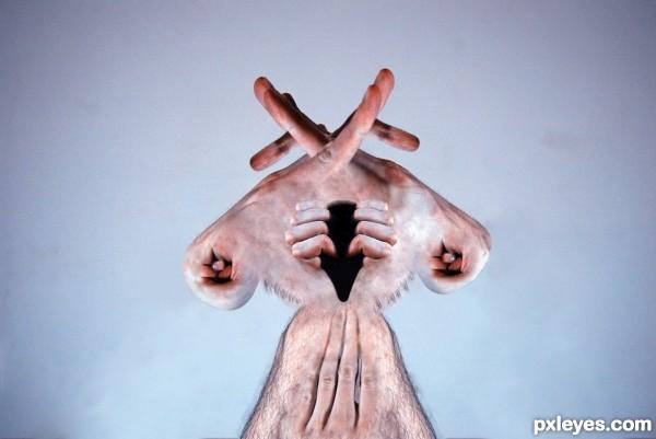 Hand Beast