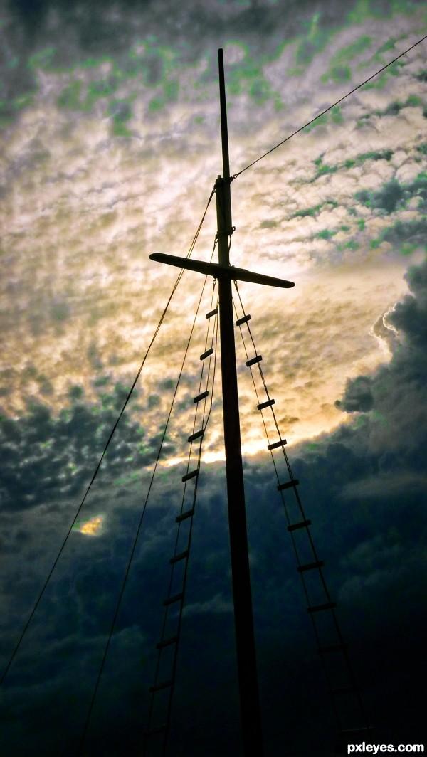 Boat Cross