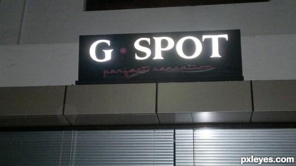 G.SPOT (Perfect sensation)