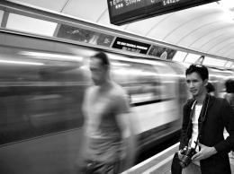 A Photographer at Marylebone