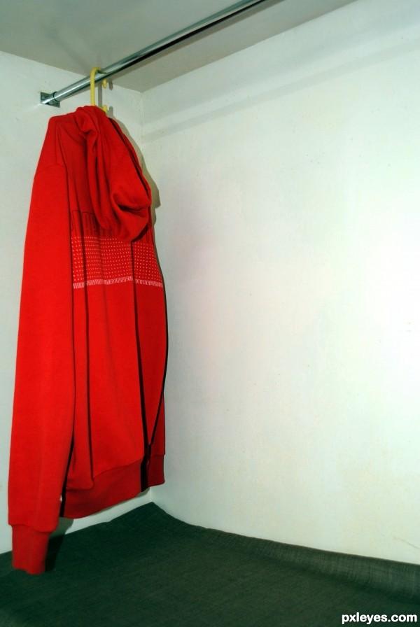 Hanging cloth
