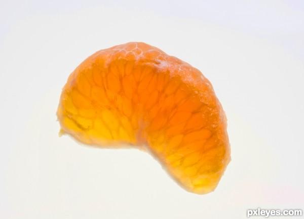 Mandarin segment