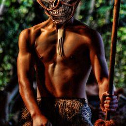 MaoriSkull