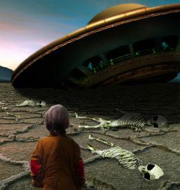 UFO Crash Witness