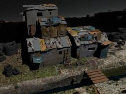 An Indian Slum