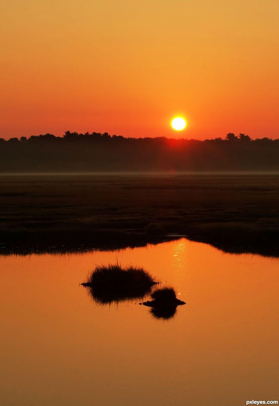 Clear Dawn