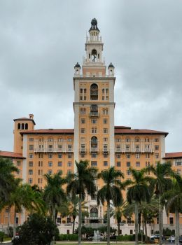 The Biltmore Hotel in Miami