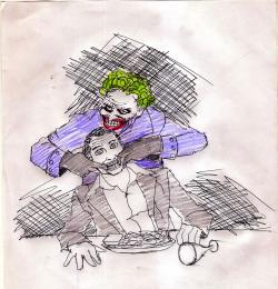 Joker can make u Smile