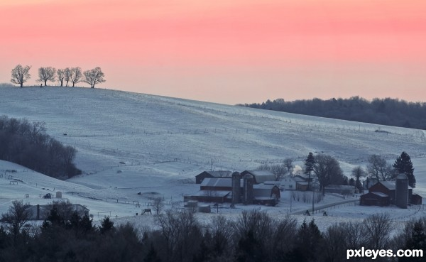 Pastel Dawn