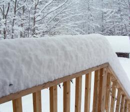 Snowedunder