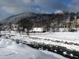 Villageinthesnow
