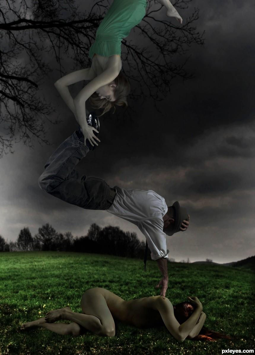 TRIO photoshop picture)