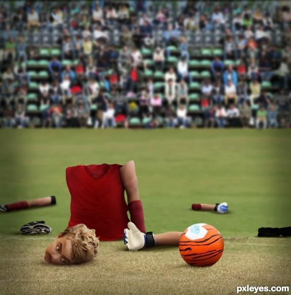Midfield Breakaway