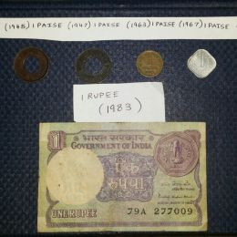 OldandnewcoinsofIndiatransition