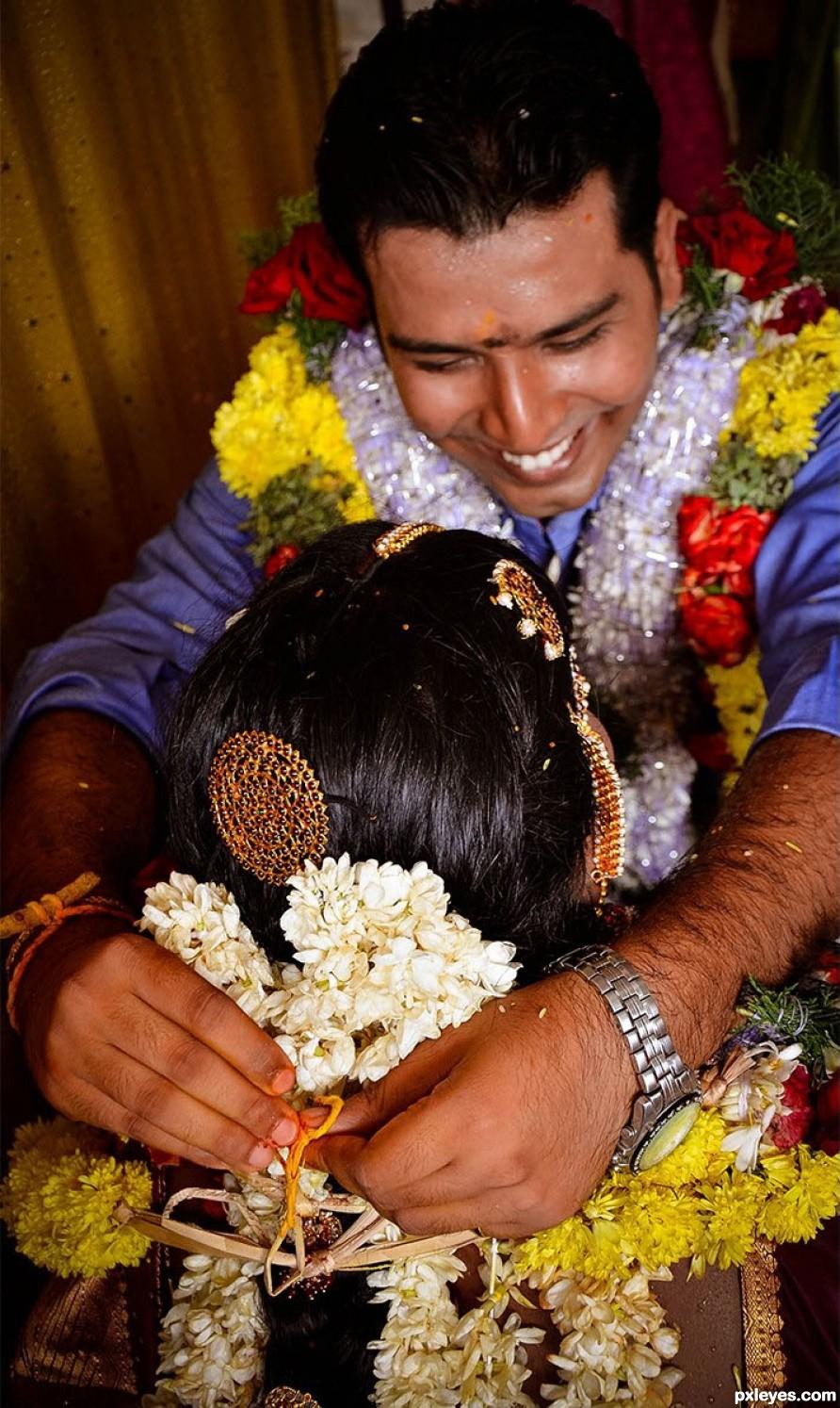wedding(Youre my dream, my love, my life)