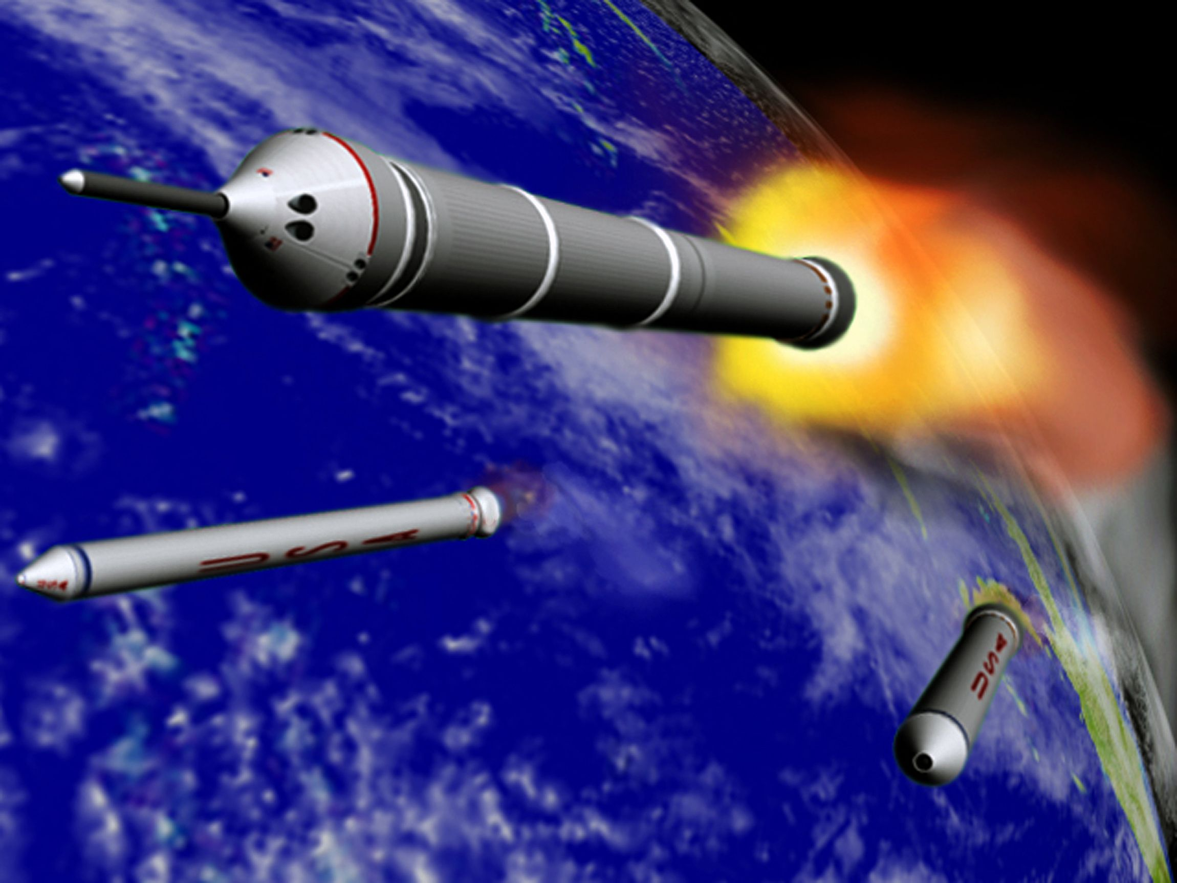 Blast off picture by lchappell for space travel 3d for Space blast 3d