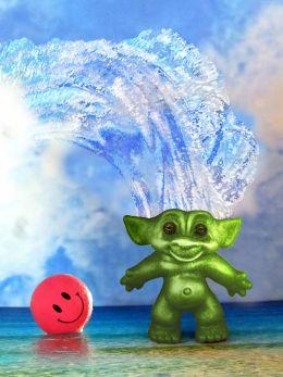 Troll Hair Splash