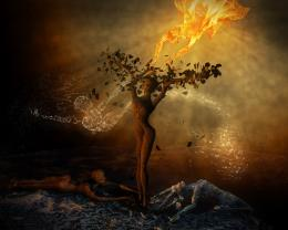 The Dance of the Elements Picture