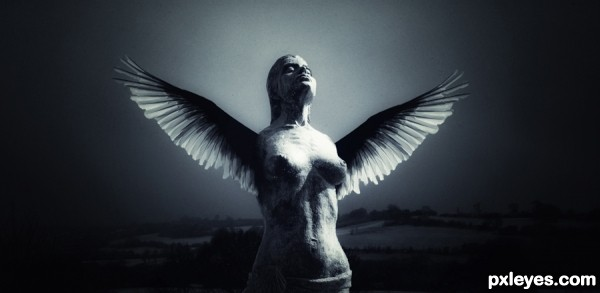 The Angel Statue