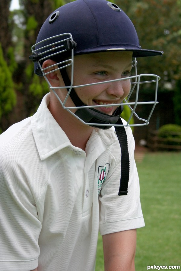 Good game of cricket